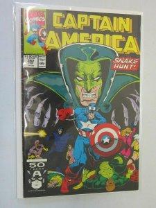 Captain America #382 6.0 FN (1991)