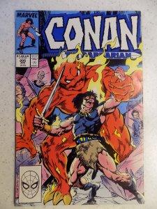 CONAN THE BARBARIAN # 205