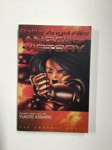 Battle Angel Alita: Angel Of Victory Tpb Softcover Sc Nm Viz Graphic Novel