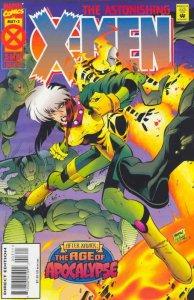 Astonishing X-Men #3 VF; Marvel   save on shipping - details inside