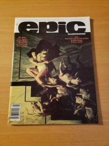 Epic illustrated #31 ~ NEAR MINT NM ~ August 1985 Marvel Magazine