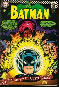 BATMAN #192-1967-DC-good/very good G/VG