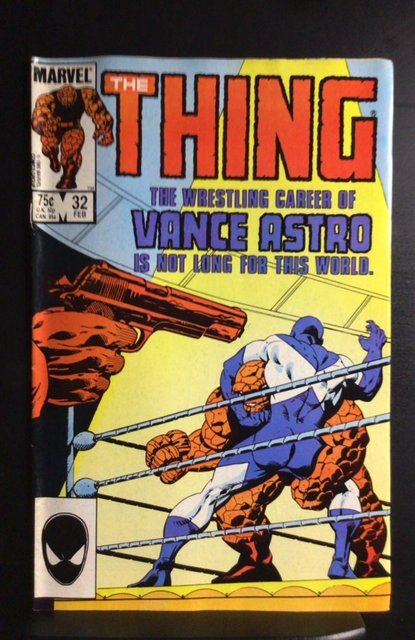 The Thing #32 (1986)