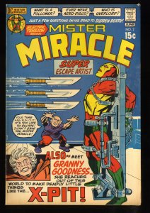 Mister Miracle #2 FN- 5.5 1st Granny Goodness!