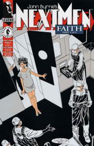 Next Men (John Byrne's…) #22 VF; Dark Horse   save on shipping - details inside