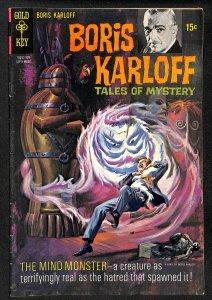 Boris Karloff Tales of Mystery #27 (1969)
