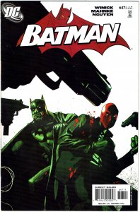 Batman #647  NM+