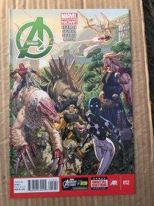 Avengers #12 (2013)