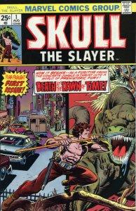 Skull: The Slayer #1, VF (Stock photo)
