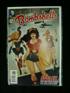 DC Comics Bombshells #8 Wonder Woman NM Condition