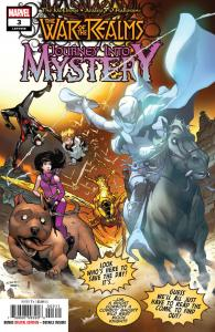 War Of The Realms Journey Into Mystery #3 (Marvel, 2019) NM