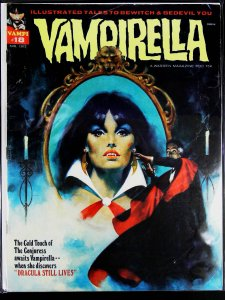 Vampirella (1969 series) #18, Fine+ (Actual scan)
