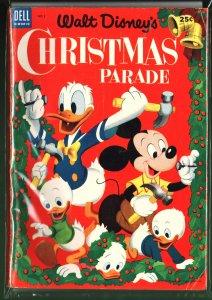 Walt Disney's Christmas Parade #5 (1953)