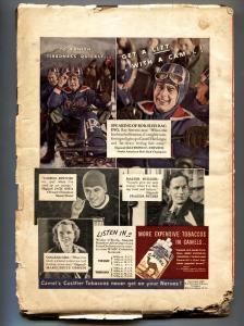 Top-Notch 4/1935-W. SOARE horror cover-Pulp Magazine