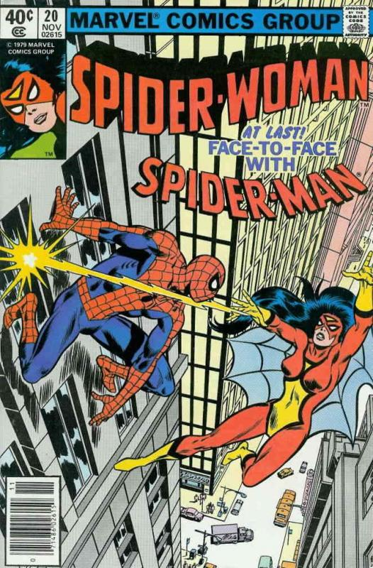 Spider-Woman #20 VG; Marvel | low grade comic - save on shipping - details insid