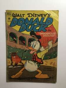 Dell Four Color 308 Good Gd 2.0 Donald Duck Dell Publishing