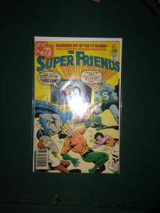 The Super Friends #5