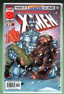 The Uncanny X-Men #340 (1997)