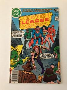 Justice League of America #158 (DC Comics; Sept, 1978) - VF