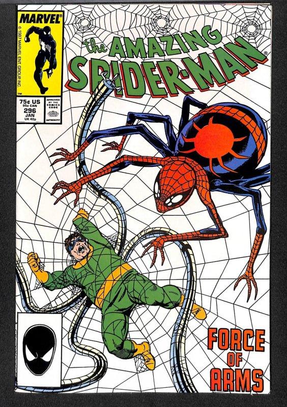 The Amazing Spider-Man #296 (1988)