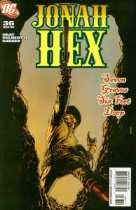 Jonah Hex (2nd Series) #36 FN; DC | save on shipping - details inside