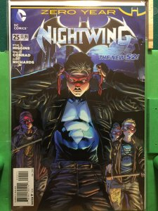 Nightwing #25 The New 52