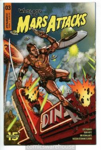 WARLORD OF MARS ATTACKS (2019 DYNAMITE) #3 NM