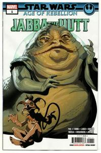 Star Wars AOR Age Of Rebellion Jabba The Hutt #1 (Marvel, 2019) NM