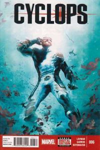 Cyclops (2014 series) #6, NM + (Stock photo)