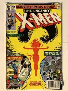 X-Men #125 - 1st Appearance of Proteus