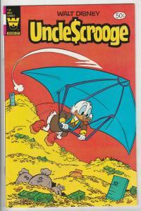 Uncle Scrooge, Walt Disney, Whitman Variant #192 (Dec-81) NM/NM- High-Grade U...