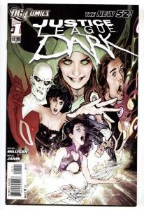 Justice League Dark #1-2011-New 52- Deadman-first issue