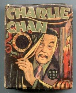 Charlie Chan Big Little Book #1478 1939