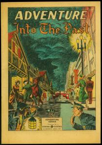 ADVENTURE INTO THE PAST-1949-GENERAL ELECTRIC GIVEAWAY FN