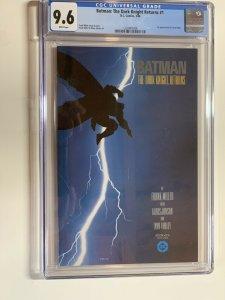 Batman The Dark Knight Returns 1 Cgc 9.6 Wp Dc Comics