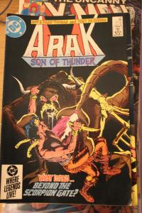 Arak Son of Thunder 42 VF/NM