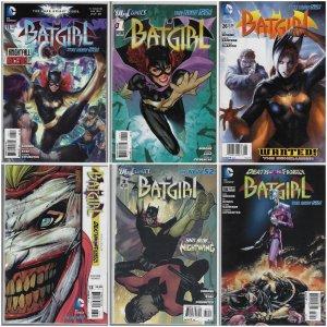 Batgirl #1-33 (DC, 2011-2014)