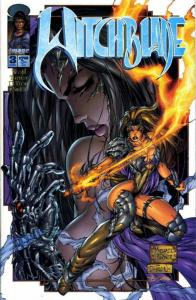 Witchblade #3 VF/NM; Image | save on shipping - details inside