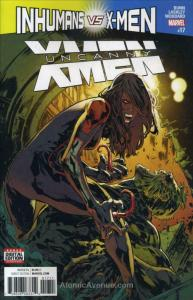 Uncanny X-Men (4th Series) #17 VF/NM; Marvel | save on shipping - details inside