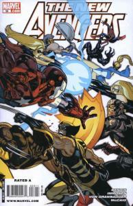 New Avengers #56 VF/NM; Marvel | save on shipping - details inside