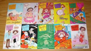 Roberta Gregory's Naughty Bits #1-40 VF/NM complete series + more - set - signed