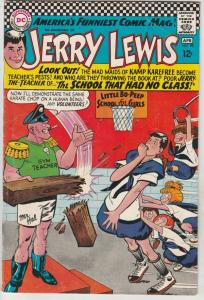 Jerry Lewis, the Adventures of #99 (Apr-67) FN Mid-Grade Jerry Lewis