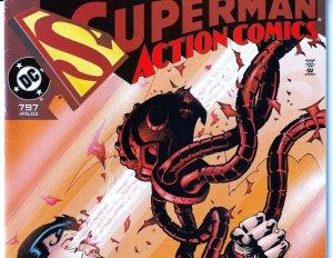 Action Comics # 794,797,799,800