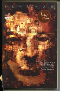 Sandman: Brief Lives-Neil Gaiman-1992-PB-VG/FN
