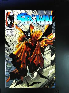 Spawn #3, NM (Actual scan)