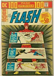 DC SUPER SPECTACULAR#22 FN/VF 1973 FLASH 100 PAGES DC BRONZE AGE COMICS