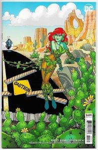 Harley Quinn & Poison Ivy #4 Ivy Card Stock Variant (DC, 2020) NM
