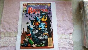 1993 DC COMICS DETECTIVE COMICS BATMAN # 668
