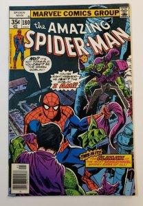 Amazing Spider-Man #180 Marvel Comics 1978 Green Goblin VF+