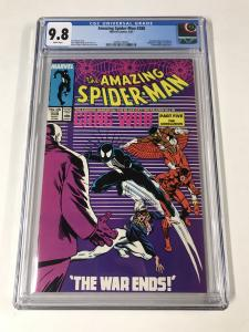 Amazing Spider-Man #288 CGC 9.8